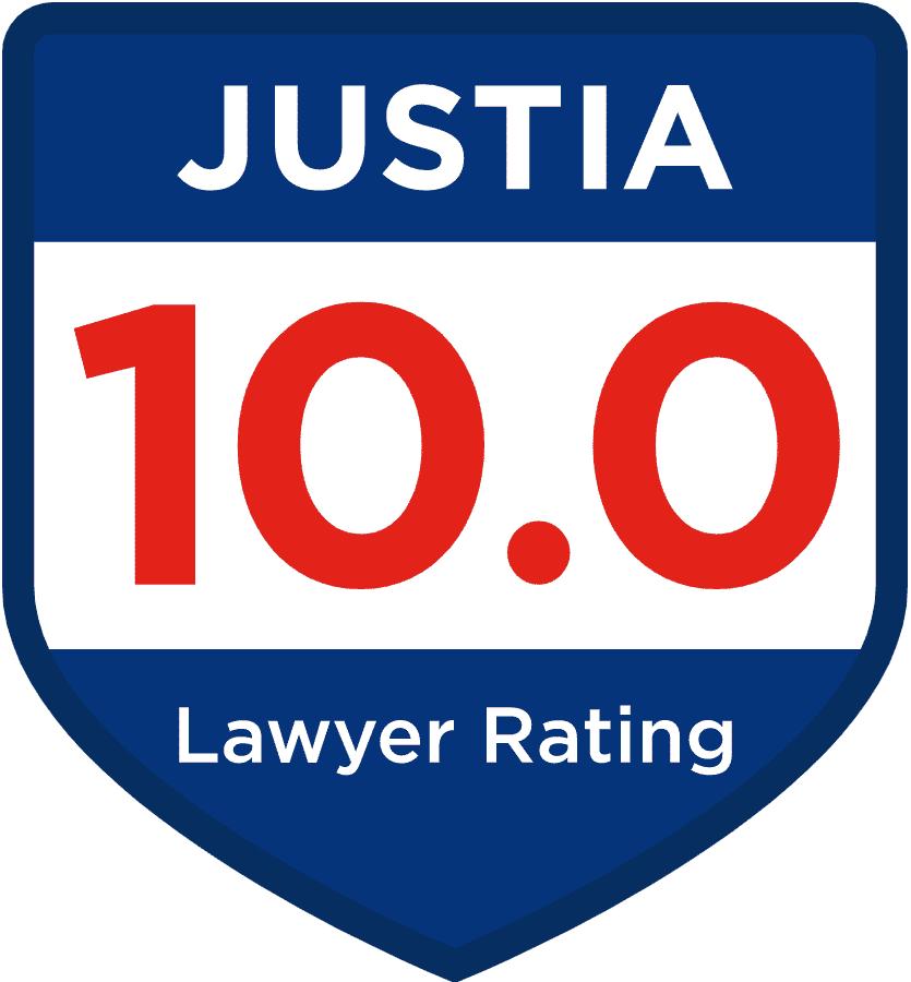 Justia 10.0 Rating