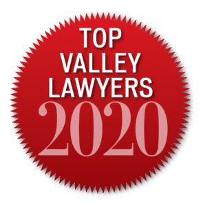 North Valley Lawyers Top 2020