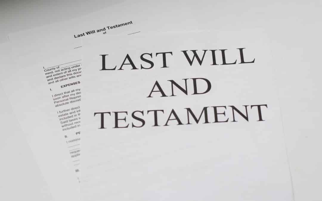 When the Last Will Fails: Operation of Law
