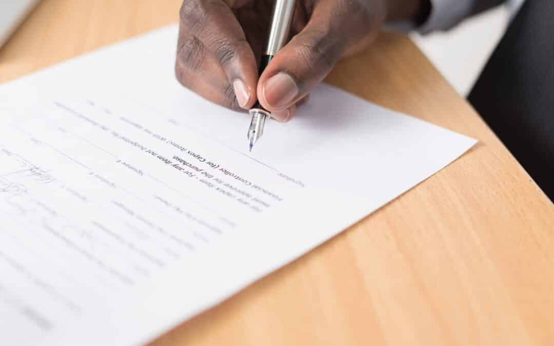 Invalidate Your Will in 3 Easy Steps: How to Not Format Your Last Will and Testament